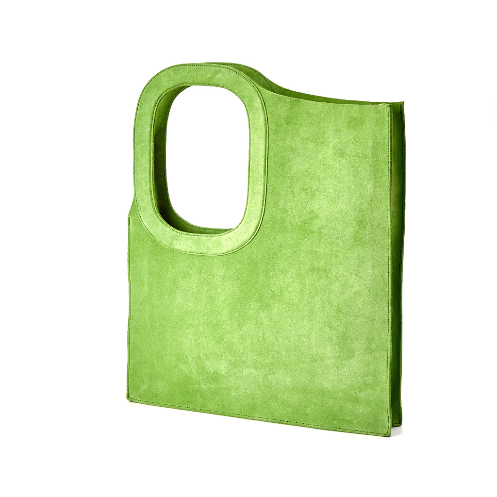 green-suede-angle