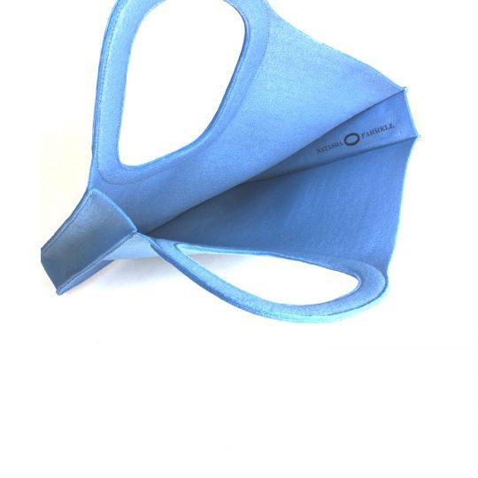 light blue open