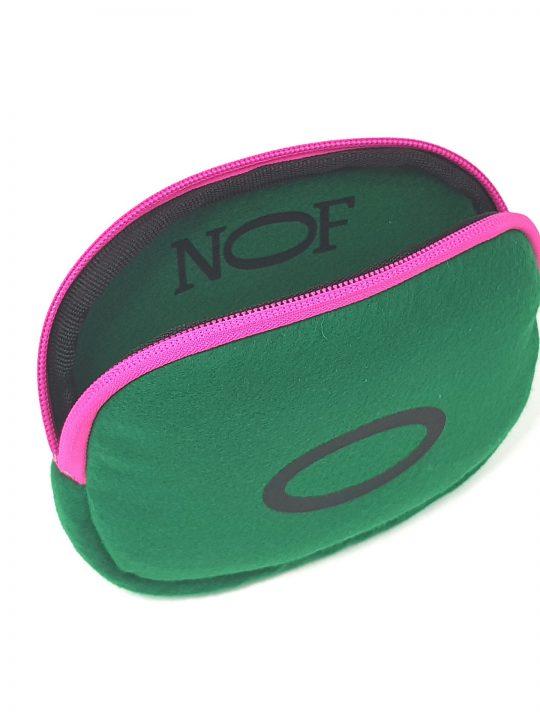 pink green